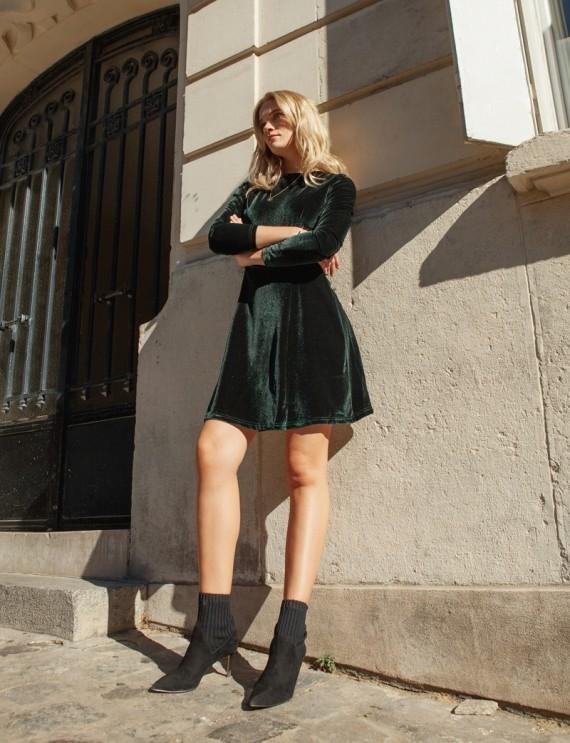 Lio green dress