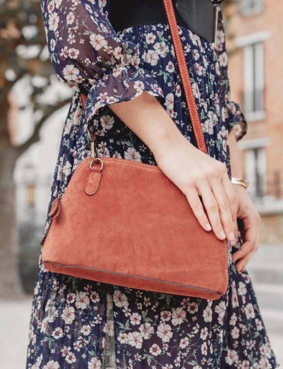 Matisse terracotta bag