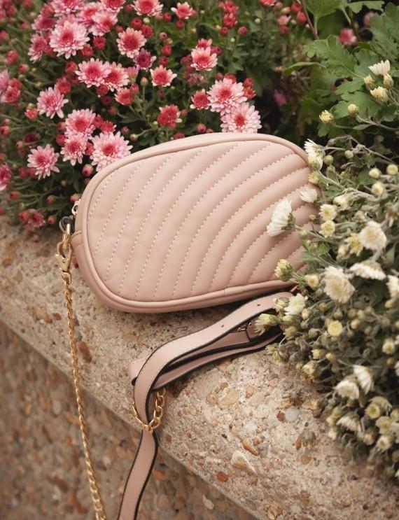 Malice small pink bag
