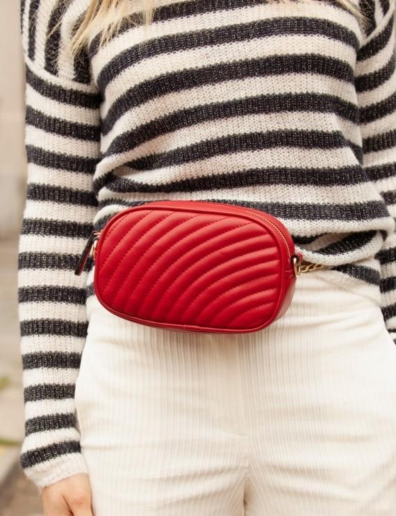 Petit sac rouge Malice