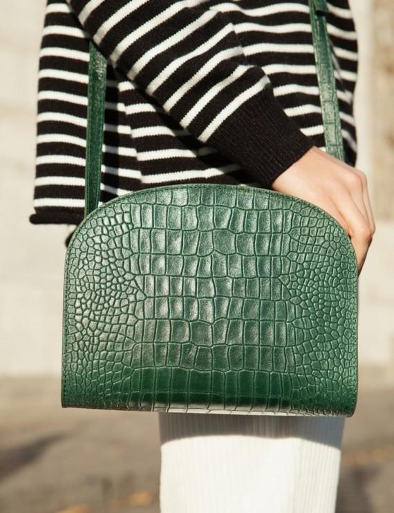 Jules green bag