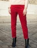 Pantalon rouge Gilles
