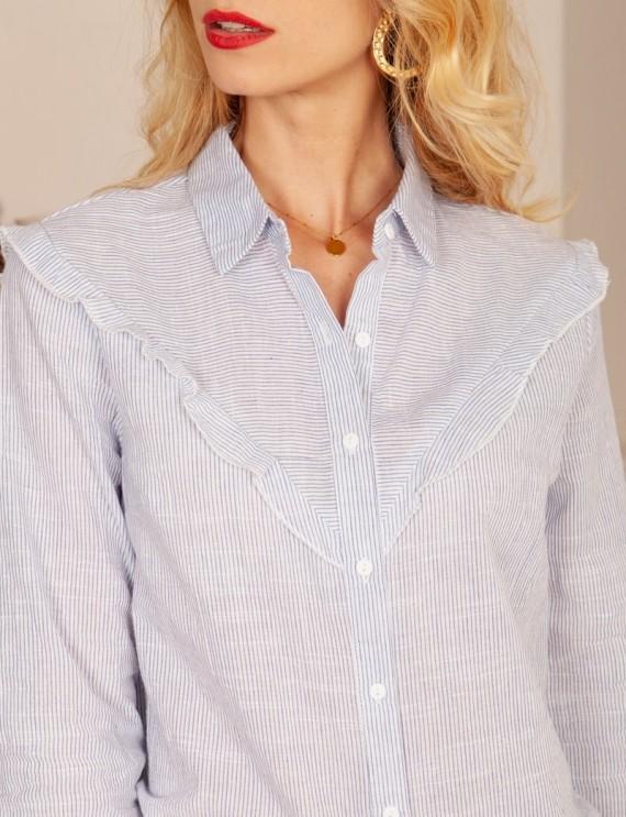 Chemise blanche Harper