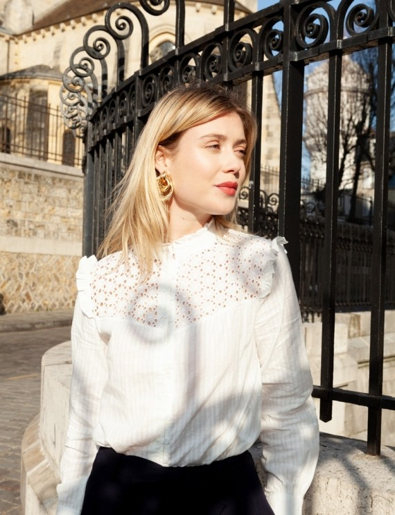 Chemise blanche Aurlane