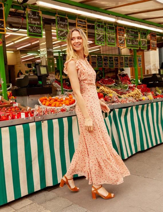 Anouchka pink dress