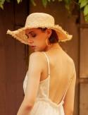Robe blanche Valentina