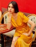 robe porte-feuille Manola