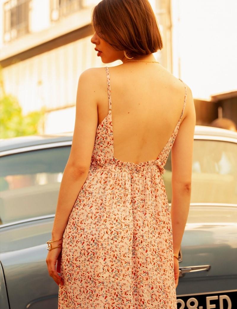 Robe fleurie Valentina